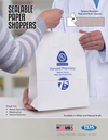 Sealable Paper Shoppers