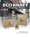 Eco Kraft Shoppers