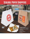 Sealable Take-out Bags