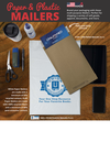 Paper and Plastic Mailers