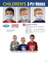 Children's 3-Ply Face Masks