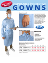 Clearance Disposable Protective Gowns