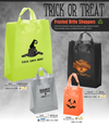 Halloween Frosted Brite Shopper